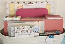 Organizing / by Beth Stephens
