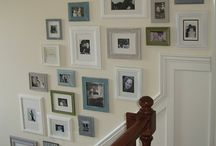 Picture Wall / by Kimberly Sabatini