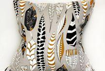 pillow & cushion / by Agnieszka Hollis