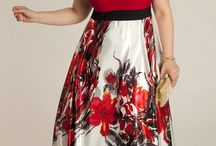 Plus Size Looks / by Tiffany Hunt