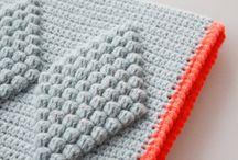 crochet stitches / by Deborah Cahill