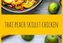 Peach Recipes / Perfect Peach Recipes, all in one place.