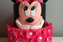 Maquetes de bolo