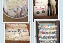 Vintage Buttons / by Adrianna Briggs Foster