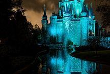 Castles / by Melissa Ofano
