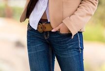Bootleg jeans / How to wear your bootleg jeans