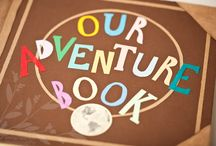 Trips: The Amazing Adventure Board / Its going to be an adventure. Amazing Places + Sights. Lets Go!