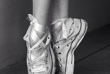 Ballet / Ballet & Artistic Ballet Shoes <3