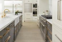 Kitchen colour combination