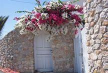 """Portas e portões / """"Mantenha sempre abertas as portas do coração, pois o amor não entra em coração fechado!"""" (Deka Rissi)"""