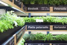 Food retail design
