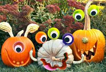 Halloween Ideas / by Vickie Malan