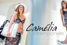 Collection Camelia par Nanacara / Collection pour femme avec des imprimés retraçant les grand classique inspirant la tendance pour cet été