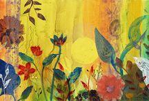 Artists I admire / by Carla Ekman