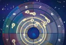 Linha 2018 de Calendários Astrológicos