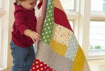 Sewing for kids / all kind of things sewn for kids or teens / by Zen Chic, modern quilts by Brigitte Heitland