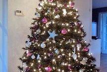 Kerstdecoratie / Decoratievoorbeelden voor in huis