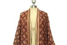 Kimono & kaftan