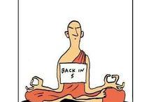 Meditation Funny Friday