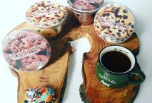 idpyumm / Chocolate,cokiee,sugar,coffee,delicius