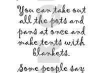 sayings / by Toni Keller Prenatt