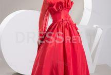 Red Wedding Dress Ideas