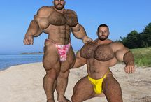 [Colton-Dudley] Bodybuilder Hairy Muscle Bears / Visit Bodybeef Studios for the UNCENSORED version of this photo set, Patreon for our subscription service, & check out our Etsy Shop to buy compact versions for all your home & mobile devices! Thanks so much ya'll!