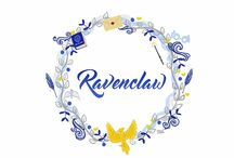 Ravenclaw / A mood board/aesthetic board