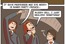 Ha-ha Potter (jokes)