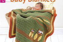 Crochet Baby Patterns / by Christine Suddard Dulong