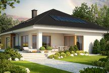 Domy mojich snov :) / Projekty domov, ktore ma oslovili a raz budem taky mat aj ja ;)