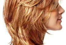 Hair- Medium Length