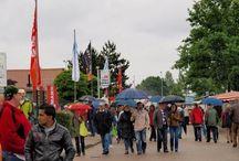 """Wardenburg Rheinstraßenfest am 10. Mai 2015 von 11-18""""Uhr / Gewerbeschau im Gewerbegebiet Südwest in Wardenburg,  Rheinstrasse Am Schlatt in Wardenburg"""
