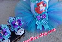 Dallas - Mermaid Birthday
