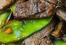 Asian inspired cuisine / by Avrilyn Hardy