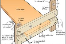 Woodworking Jigs and Tools