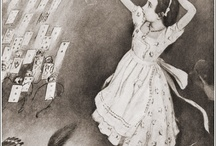 Alice in W:Art/Peter Newell / Alice in Wonderland (illustrator)