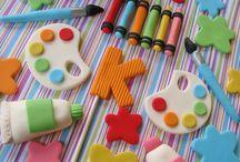 Sugar Models & Decorations