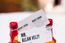 Neat ideas (wedding edition)