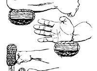 Exercicios mãos  e braços