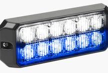 Police Lightbars Instructive Lights During Emergencies
