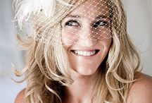 Wedding Hair and Accessories  / by Melissa Brown