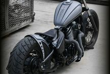 Custom, Cafe & Choppers