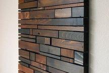 pared madera