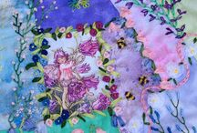 Crazy Quilting 9 / by Lavona Marner