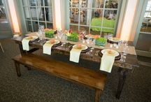 Head Table/ King's Table