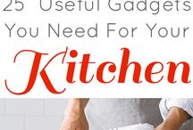 Kitchen & Barware / by Ryan Cannonie