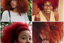 Hair, Nails, & Make Up / hair_beauty / by Carissa Jackson
