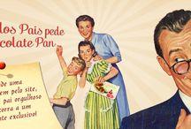 Dia dos Pais pede Chocolate Pan! / Promoção do Dia dos Pais