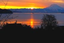 Sunrise...Sunset / by Tiffany Leach